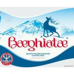 """Минеральная вода """"Багиата"""" 1,5 л.,пэт"""