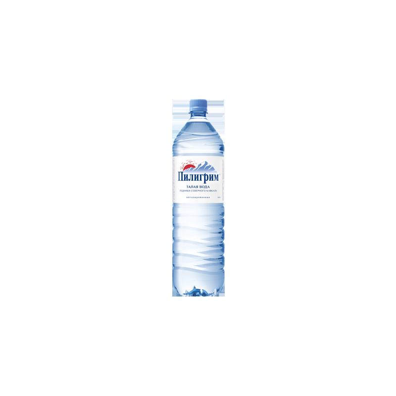 Вода питьевая Пилигрим, 1,5 л.