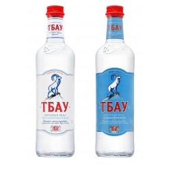 Вода Тбау премиум газ, 0,5 ст.