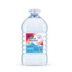 Вода питьевая Горная вершина, 5л.