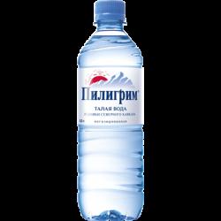 Вода питьевая Пилигрим, 0,5л.