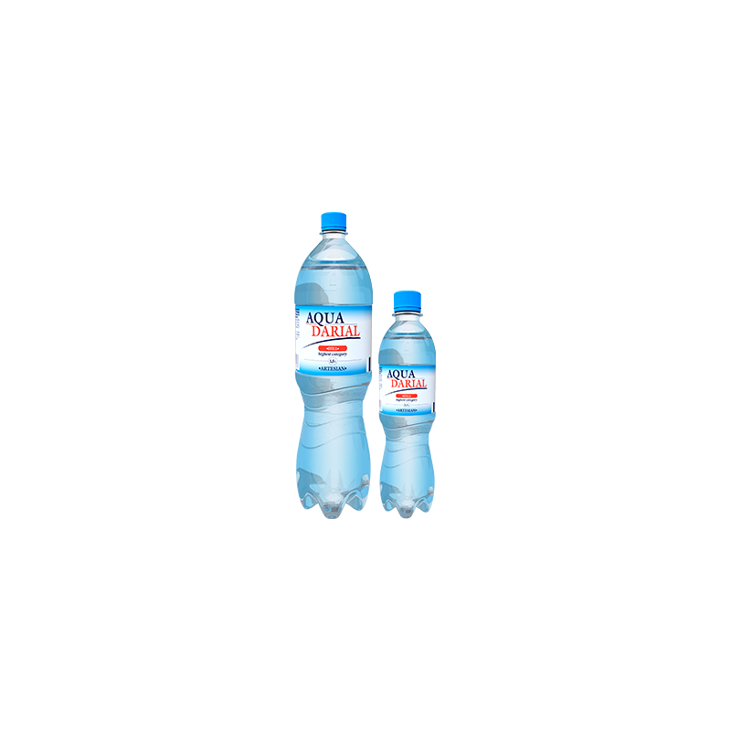Питьевая воды Дарьял 0,5л