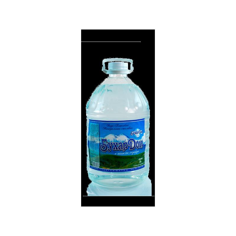 Вода питьевая БухарДон, 5л