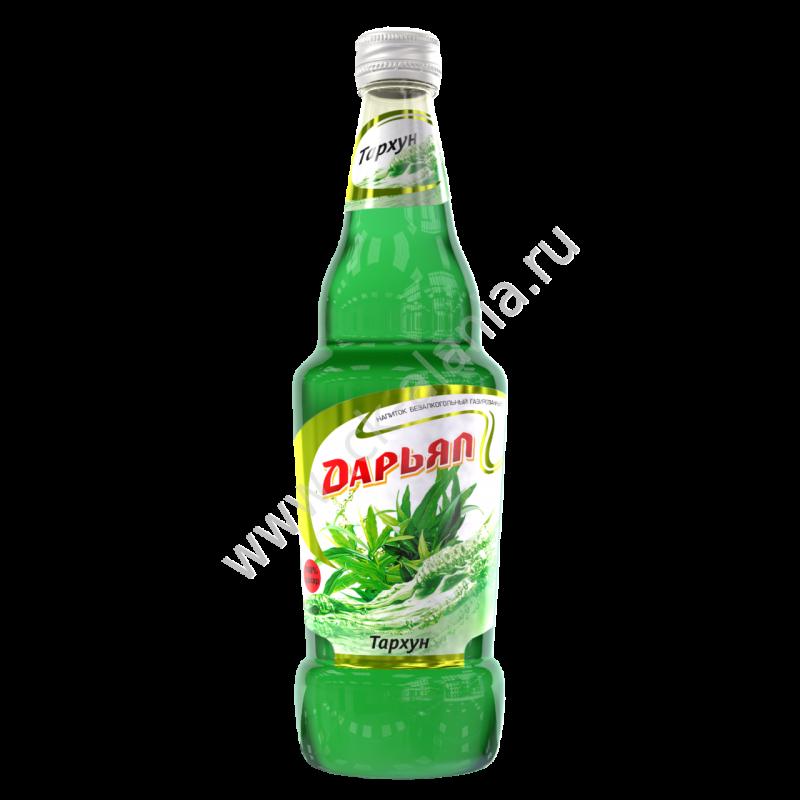 """Лимонад """"Тархун"""", Дарьял 0,5 л.ст."""