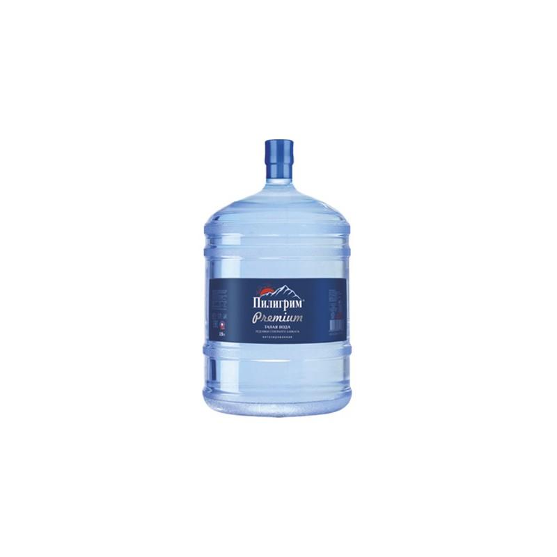 Вода питьевая Пилигрим Premium, 19л.