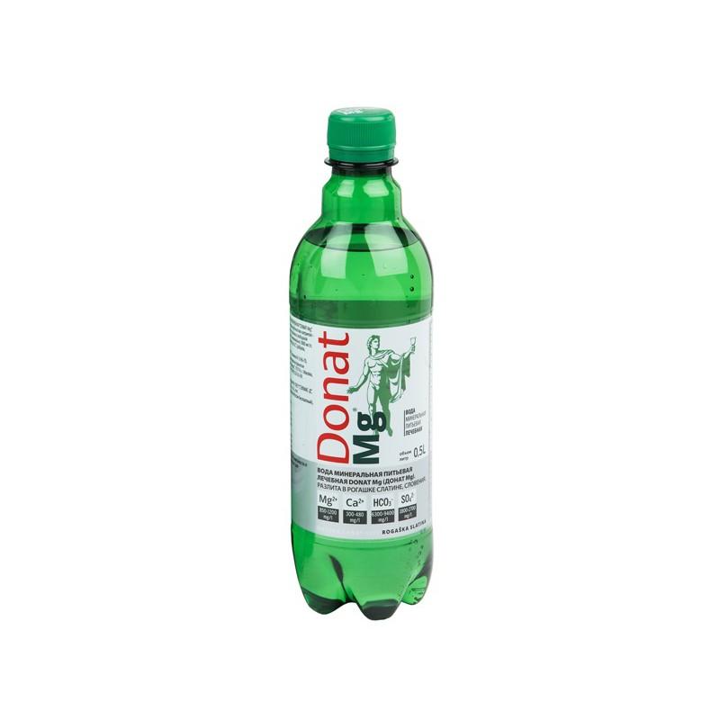 Минеральная вода питьевая лечебная Donat 1л