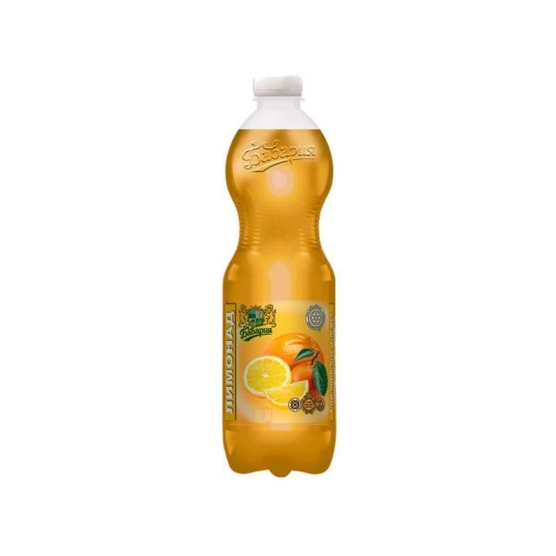 """Лимонад """"Бавария"""" 1,5л"""