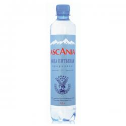"""Вода минеральная питьевая """"Аскания"""" 0,5л."""