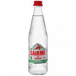 Вода минеральная газированная Саирме 0,5 ст.