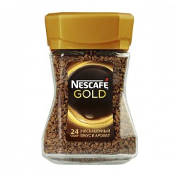 "Кофе ""Нескафе Голд"" , 47,5гр."
